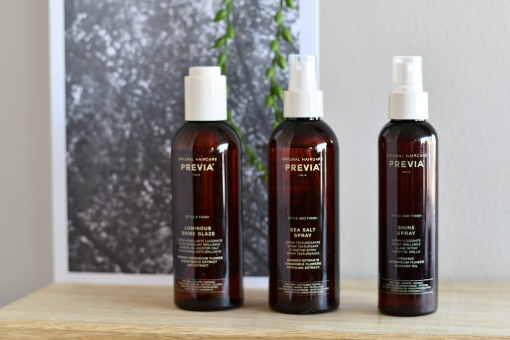 Verzorgende producten van Previa