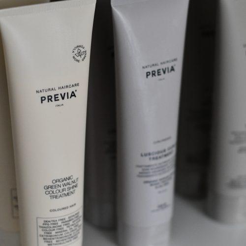 Verzorgende crème van Previa